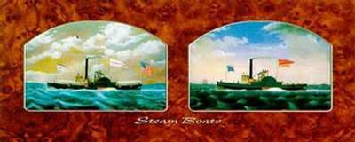 Steam Boats IV