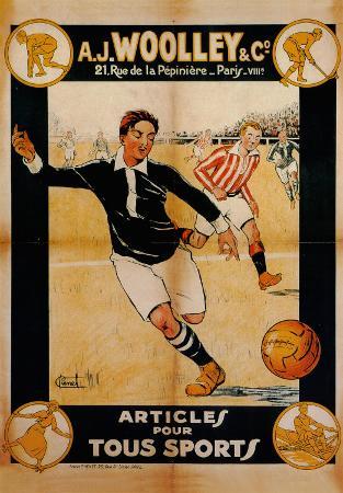 A.J. Woolley Soccer
