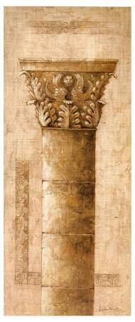 Sepia Column Study II