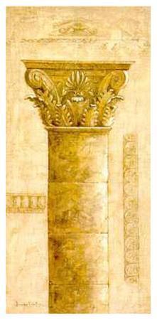 Sepia Column Study III