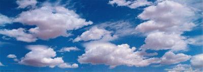 Springtime Clouds II