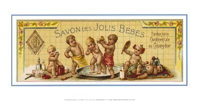 Savon des Jolies Bebes