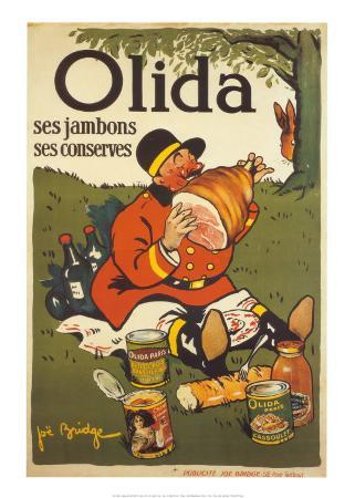 Olida Ses Jambons Ses Conserves