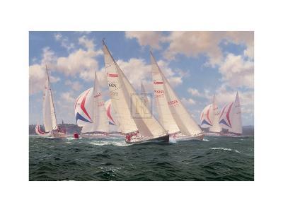 Sygma 38's Racing Off Ryde