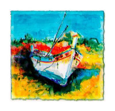 Boat from Algarve I