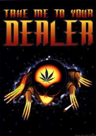 Alien Dealer