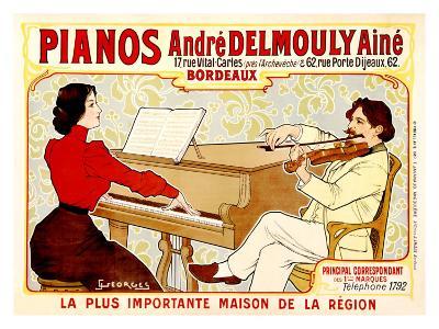 Pianos Delmouly