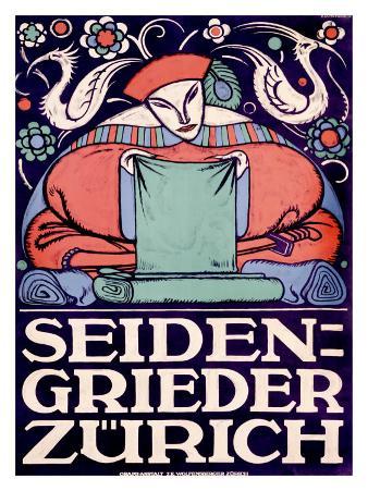 Seiden-Grieder, Zurich