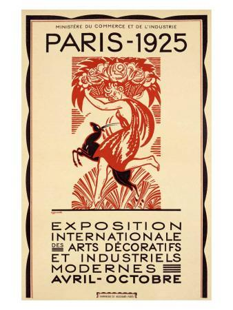 Paris Art Exposition, c.1925