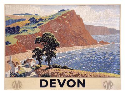 English Devon, c.1950