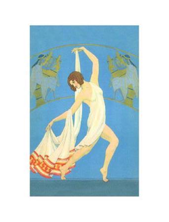 Art Deco Dancer