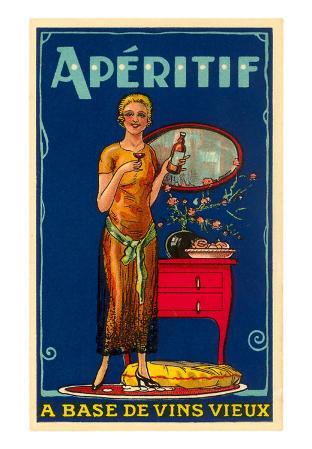 Apertif, Twenties Advertisement