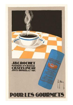 Pour les Gourmets Coffee