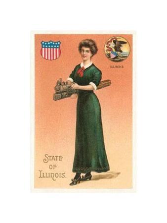 Illinois State Girl