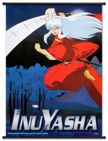Inuyasha - In Forest Night