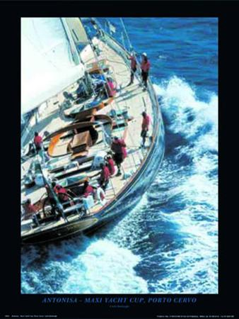 Antonisa -Maxi Yacht Cup, Porto Cervo