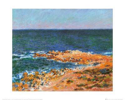 La Grande Bleue a Antibes, c.1888