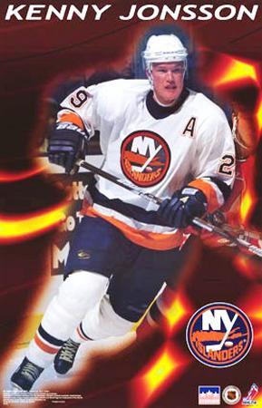 Kenny Jonsson - New York Islanders