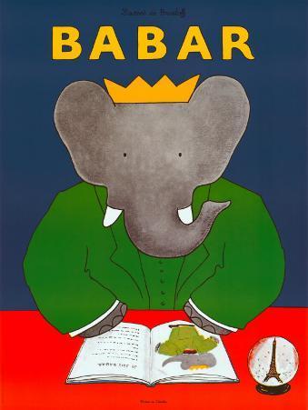 Babar Reading