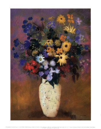 Vase of Flowers, 1914