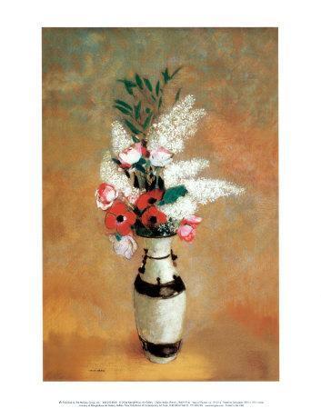 Vase of Flowers, c.1912-14