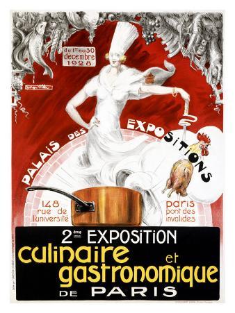 Exposition Culinaire et Gastronomique de Paris