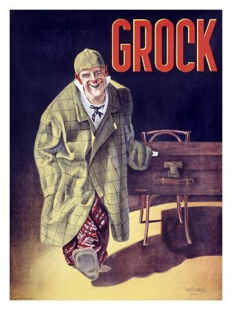 Grock the Circus Clown