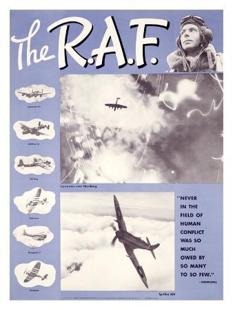 WWII, The RAF