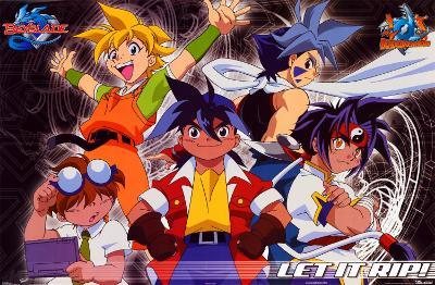 Beyblade - Action