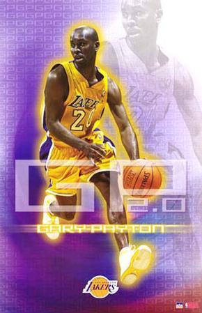 L.A. Lakers - Gary Payton