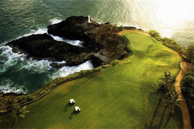 Golf Course, HawaII Coast