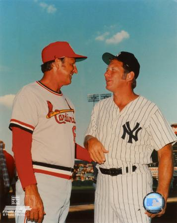 Mickey Mantle / Stan Musial