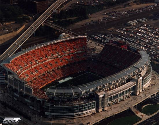 Cleveland Browns Stadium Photo At Allposters Com