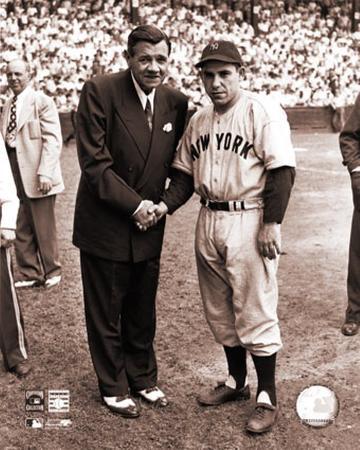 Babe Ruth/Yogi Berra