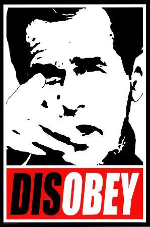 DISobey (Bush)