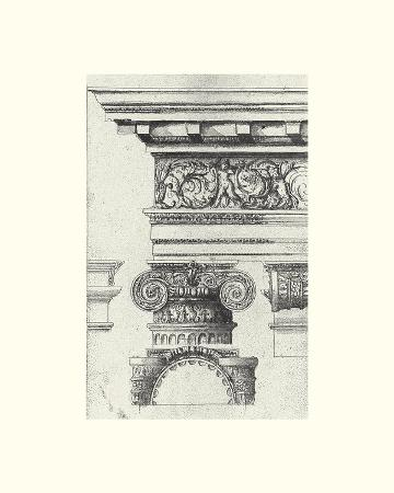 English Architectural I