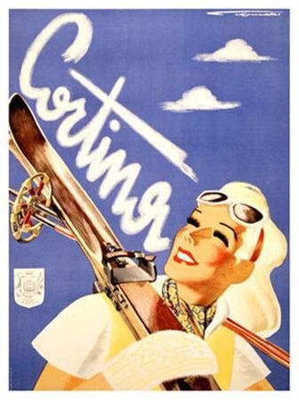 Cortina Skier
