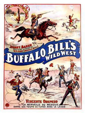 Buffalo Bill's Wild West, Johnny Baker and Vincente Orepezo