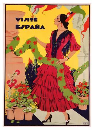 Visite Espagne