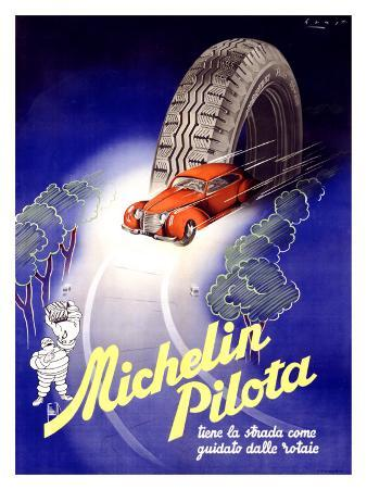Michelin, Pilota, c.1930