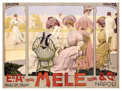 E&A Mele, Tennis