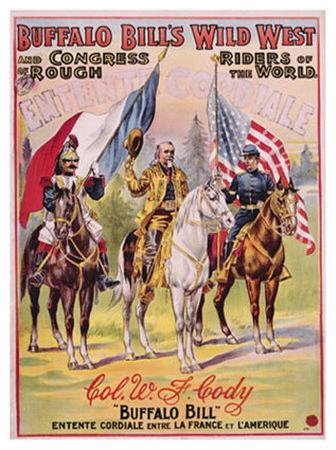 Buffalo Bill's Wild West, Entente Cordial