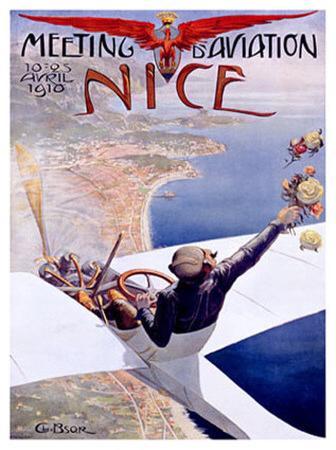 Meeting d'Aviation, Nice, 1910