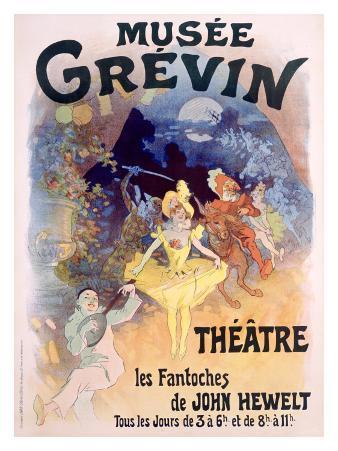Musee Grevin, Fantoches de John Hewelt