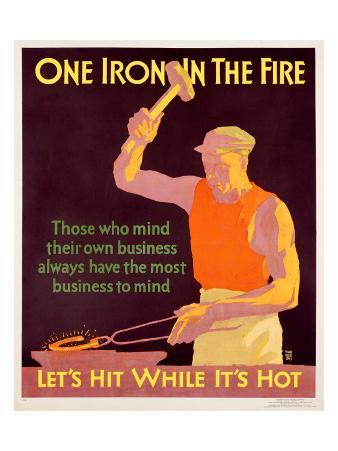 Iron in Fire