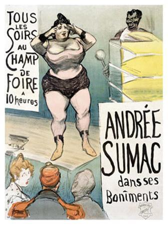 Andree Sumac