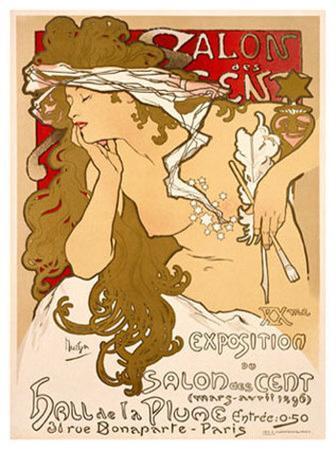 Salon des Cent, 1896