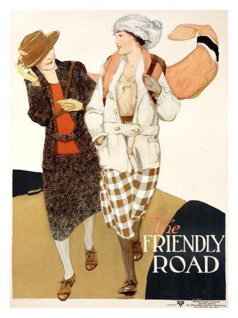 YWCA, The Friendly Road