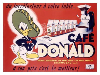 Cafe Donald