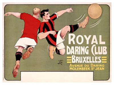 Royal Daring Club, Bruxelles